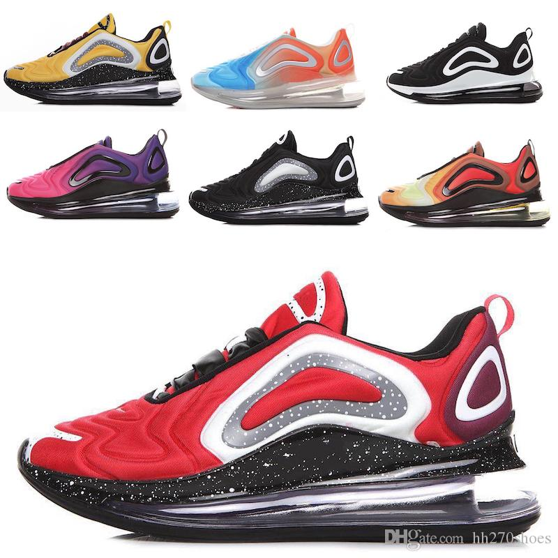 Nike Air Max 720 2019 Chaussures Sneaker Chaussures De Course 72 Trainer Future Series Venus Panda Casual Chaussures Pour Hommes Sport Designer