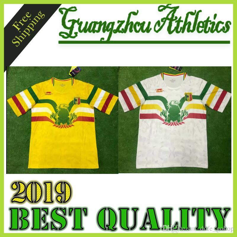 8e5aec3c96c 2019 2019 2020 Republic Of Mali Soccer Jersey 19 20 Africa Cup Of Nations  Home Away Football Shirts From Dofe gohop