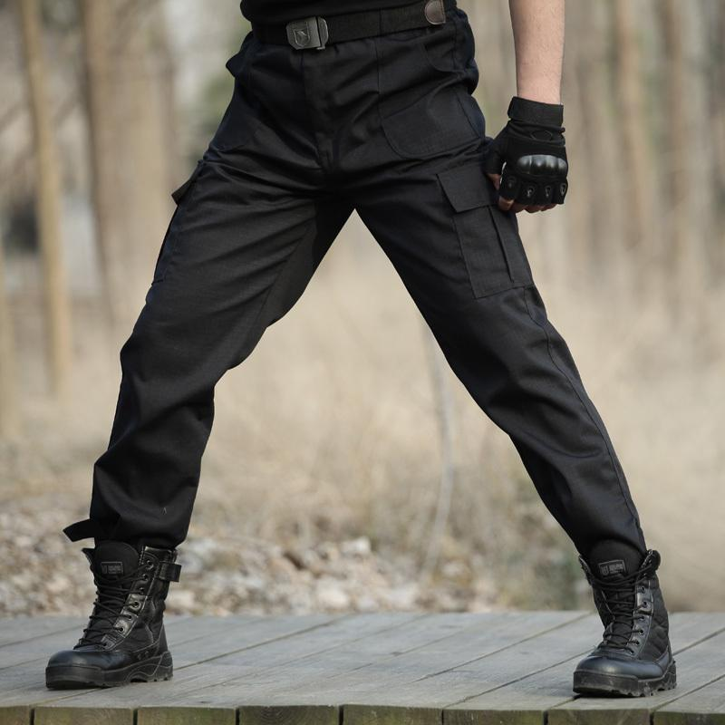 0ec40d79f2cba8 2019 Military Cargo Pants Army Tactical Sweatpants High Quality Black  Working Men Pant Clothing Pantalon Homme CS Y190422 From Zhengrui06, $32.71  | DHgate.