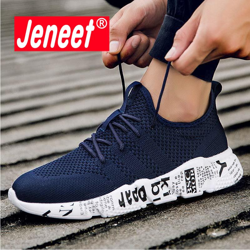 f47dd1898c Fashion Sneakers Men Trendy Shoes Male Sapato Version Breathable Tenis  Masculino Adulto Fly Weaving Soft Flats Walking Footwear Dansko Shoes  Indoor Soccer ...