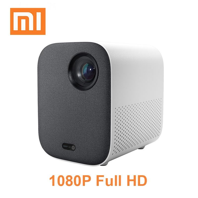 2019 Xiaomi Mijia Projector Youth Version Beamer Full HD 4K TV Video  Proyector Portable 1080P DLP Mini Projector Cinema