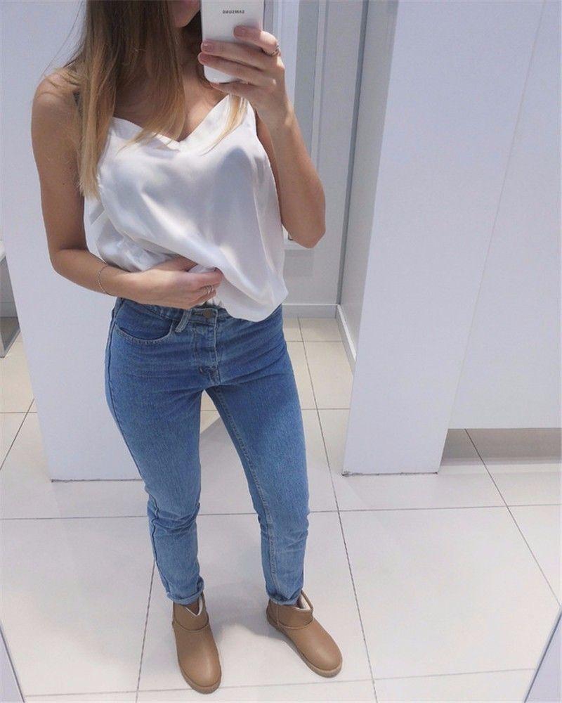 Jeans stile euro classico donna jeans a vita alta vintage slim jeans stile matita mamma alta qualità pantaloni denim per 4 stagioni