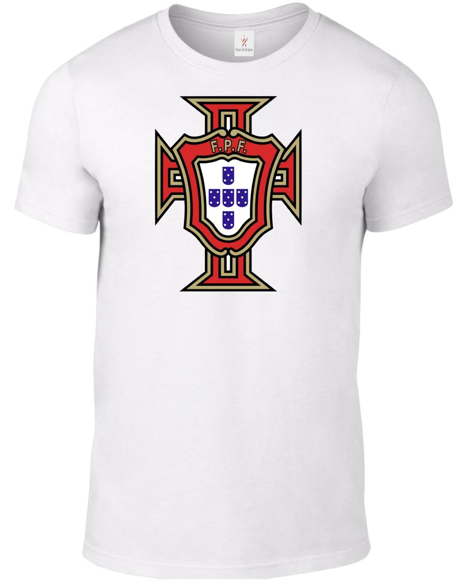 c2425bf4e6c PORTUGAL WORLD CUP 2018 T SHIRT FOOTBALL SOCCER PLUS SIZES S 5XL TEE F10  Funny Unisex Casual Cartoon T Shirts Urban T Shirts From Fastshipdirect, ...