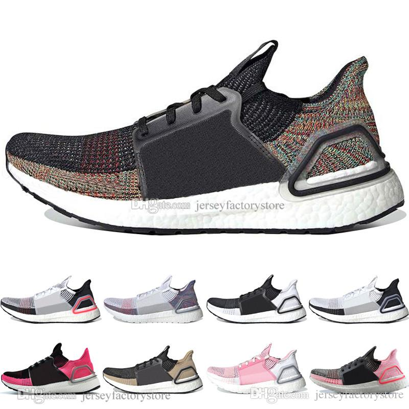 san francisco d895d 2ff87 Sale 2019 Ultra Boost 19 Laser Red Refract Oreo mens running shoes for men  Women UltraBoost 5.0 Dark Pixel Sports Sneakers Designer Trainers