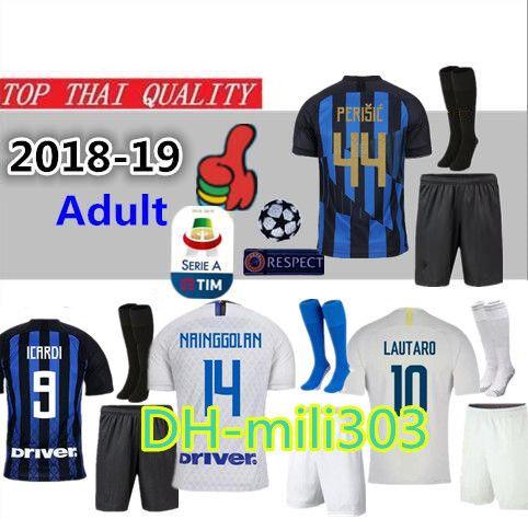 1f477eb7e5d47 2018 19 LAUTARO VECINO ZANETTI Inter MASHUP Milán 20º ANIVERSARIO Camisetas  De Fútbol De POLITANO 19 20 Uniformes De La Camiseta De Fútbol ICARDI  PERISIC ...