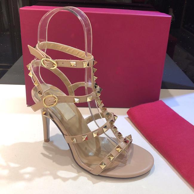 2020 Womens Slingbacks Designer Gladiator Sandals Women