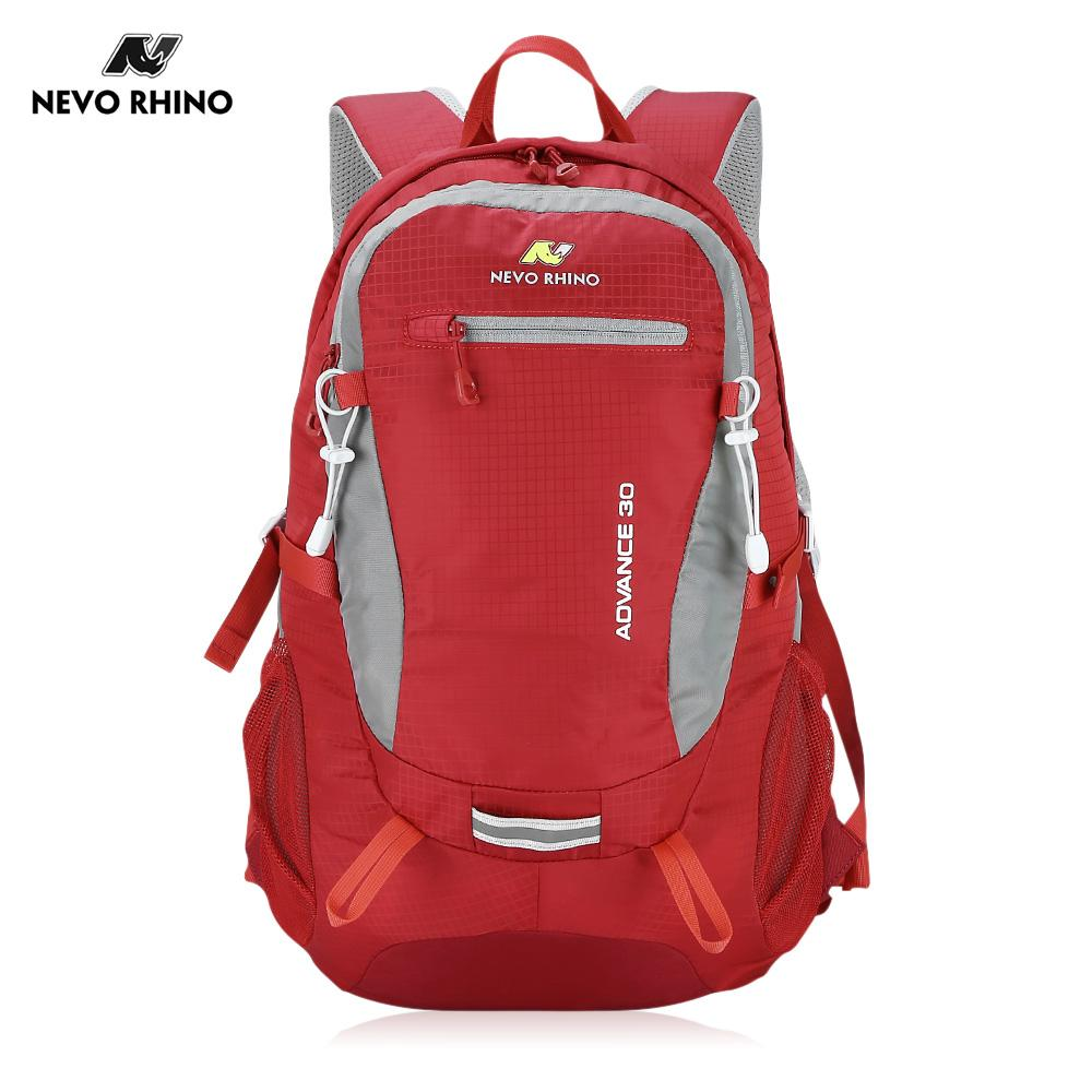 77b3c28e56 NEVO RHINO 30L Outdoor Sports Backpack Men Women Traveling Climbing Hiking  Camping Outdoor Bags Backpacks With Foam Back Laptop Backpacks Travel  Backpacks ...