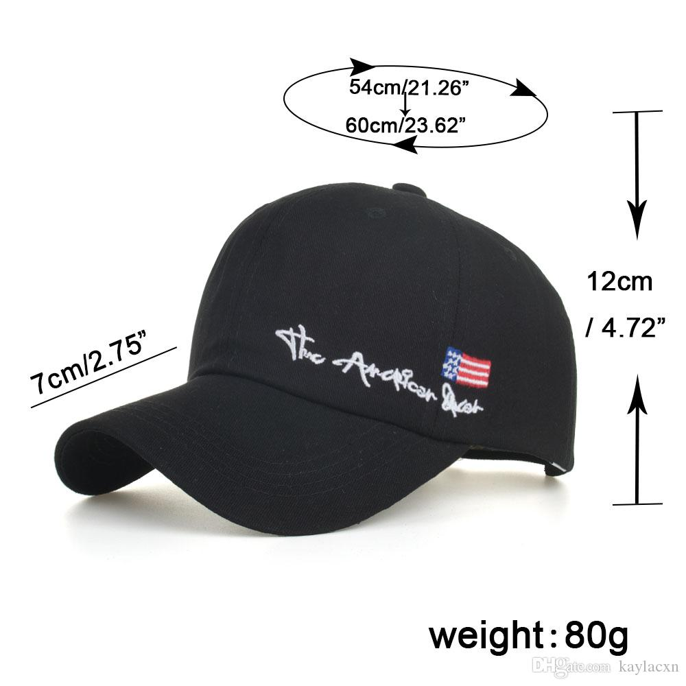 d4b4a29d6 Joymay Brand Baseball Caps 2019 New Spring Men/Women Fashion leisure  embroidery American cotton Snapback sport outdoor Dad Hat B590