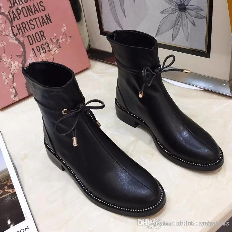 d16169c4c788 Women Boots France 2018 Fashion Dl0R Brand Genuine Leather Fabric Ankle  Boots Platform Flats Women Slip On Design Women Shoes Booties Sale Designer  Shoes ...