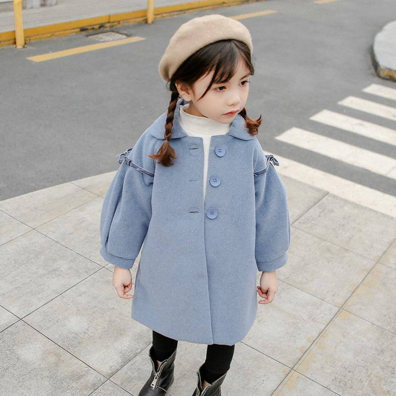 fb84100d7 Fashion Girls Coats Kids Jackets Baby Girls Winter Thick Warm ...