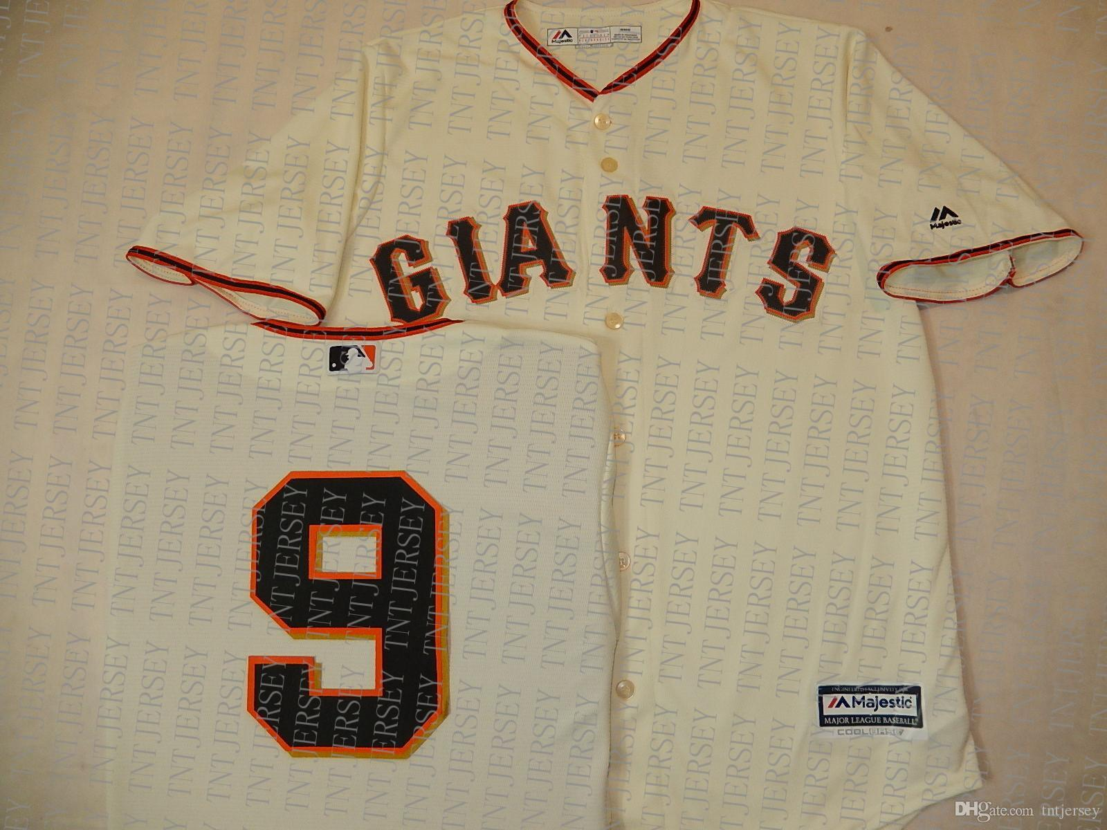 100% embroidery custom BRANDON BELT Jerseys CREME New Stitch customize any number name MEN Jerseys XS-5XL NCAA JERSEY