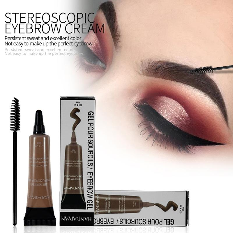Handaiyan Eyebrow Cream Gel Professional Makeup Microblading Eyebrow
