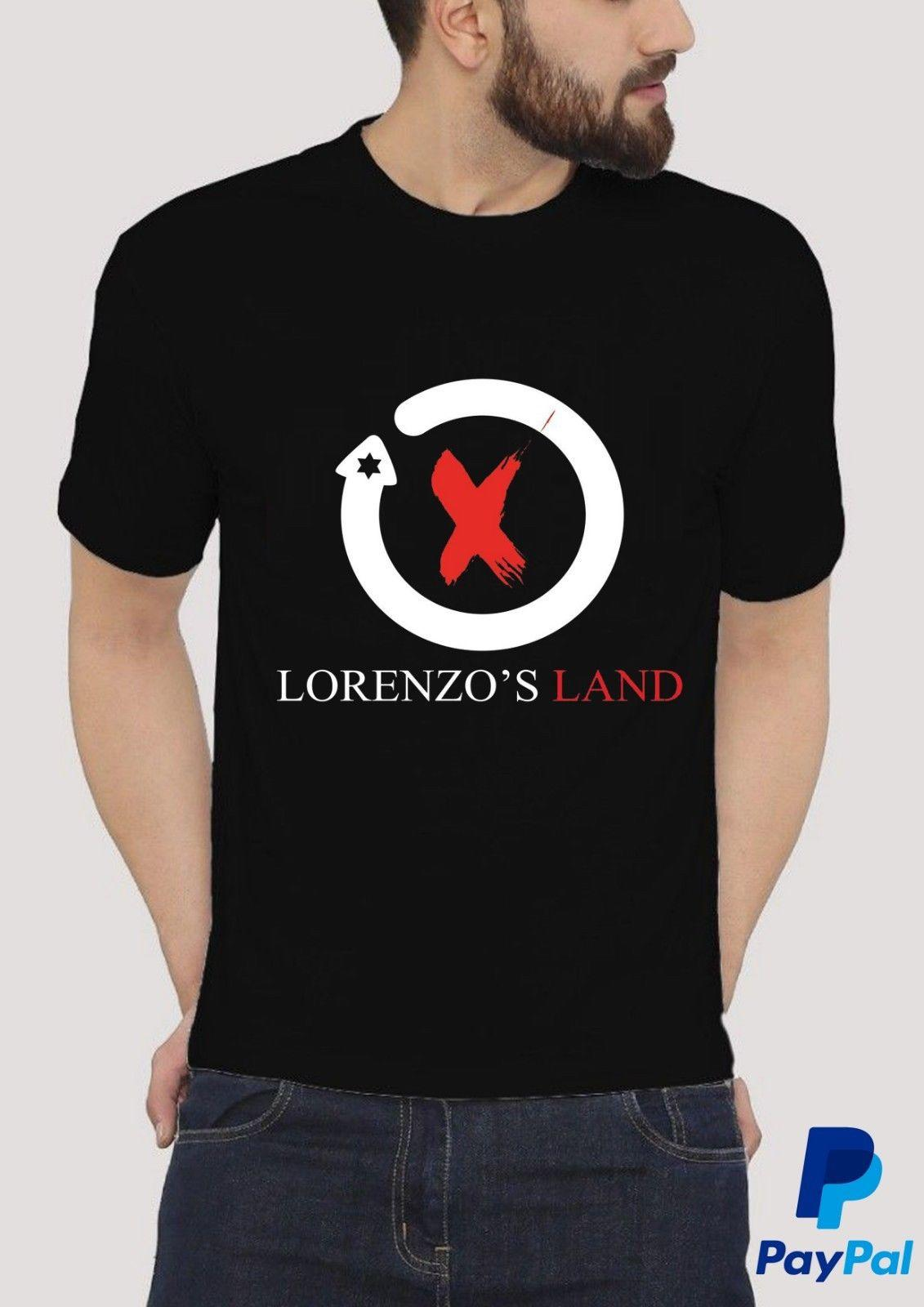 99 Jorge Lorenzo Jl99 Flag Logo Short Slave T Shirt Casual Style S