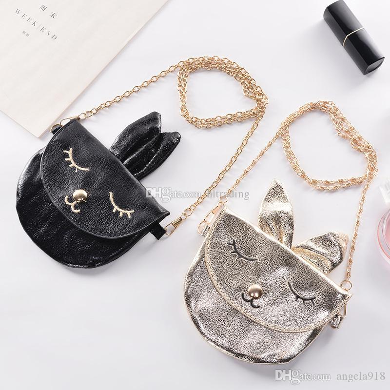 e849dd17c4f9 Baby Girls Rabbit Ears Messenger Bag Cartoon Cute Kids Mini PU Bunny  Shoulder Bag Boutique Coin Purse Handbag C5992 Rabbit Ears Shoulder Bag  Baby Rabbit ...