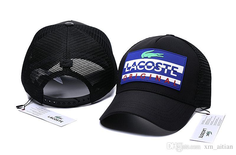 Compre 2019 Nueva Marca Para Hombre Diseñador Sombreros Gorras De Béisbol  Ajustables Dama De Moda Sombrero De Verano Camionero Casquette Mujeres Ocio  Tapa ... c62c29148c4
