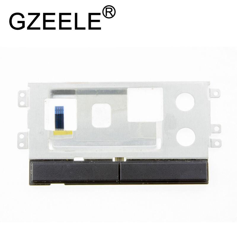 GZEELE Laptop Touchpad Button Board For Lenovo FOR ThinkPad Edge 15 13 E420  E520 touch button left and right mouse