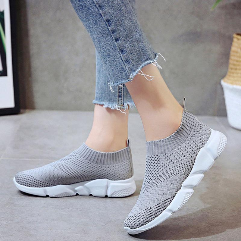 Responsible Woman Sneakers Off White Shoes 2019 Spring New White Shoes Womens Basic All-female Flat Shoes Professional Design Shoes