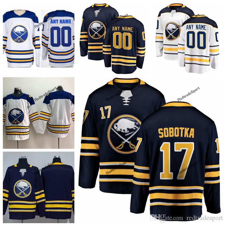 buy popular bedaf c97e4 2018 Winter Classic Vladimir Sobotka Buffalo Sabres Hockey Jerseys Mens  Custom 17 Vladimir Sobotka Stitched Shirts S-XXXL