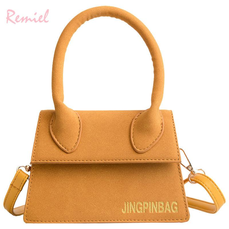 Vintage Frosted Female Bag 2019 New Fashion Handbags High Quality Pu  Leather Women Bag Simple Mini Tote Shoulder Crossbody Bag Crossbody Purses  Ladies Purse ... e12f72f67a0b8