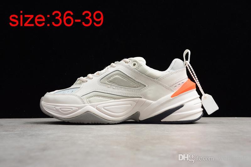 Orange Grey Women 2019 White Men M2k New Pink Arrival Tekno R354LAj