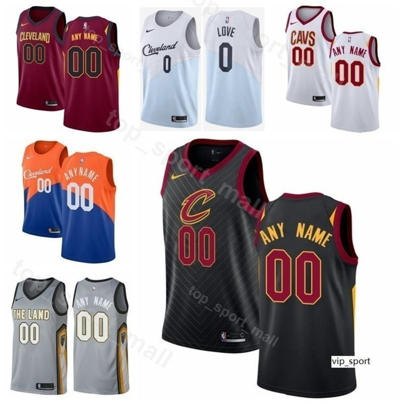 c826bb4484d 2019 Print Men Youth Women Cleveland Basketball Cavaliers Kevin Love Jersey  Clarkson Collin Sexton Cedi Osman Tristan Thompson Shirts From Vip sport