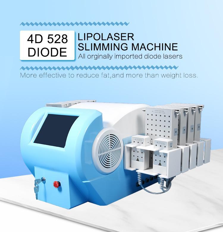 sale distributors wanted strawberry lipo laser massage 4D i Lipo Laser  slimming Weight Loss Beauty Strawberry Lipo Slimming machine