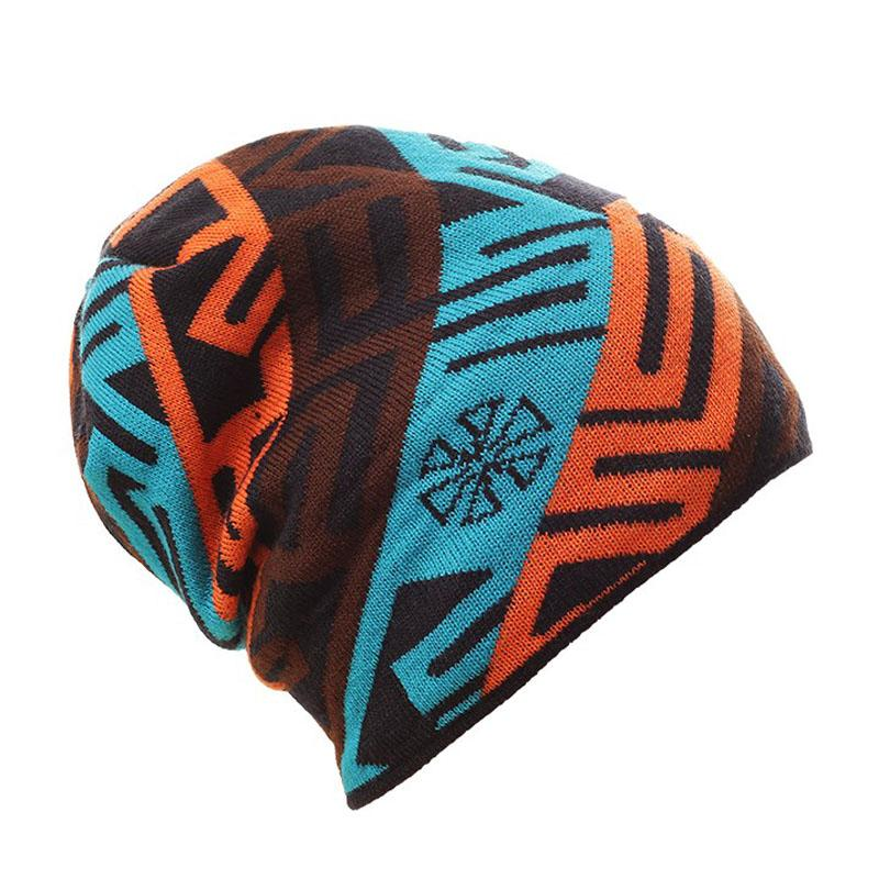 Autumn Winter Ski Hats Male Thermal Outdoor Skiing Hat Fleece Hat ... 794daddf5035