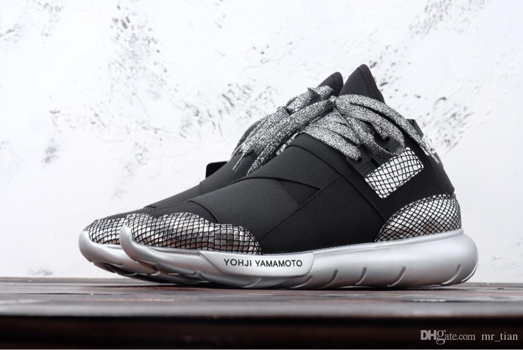 Acheter Adidas 2019 Y 3 Qasa X Kaiwa Chaussures Chunky Samurai Kawa . 2e114d7d949ab