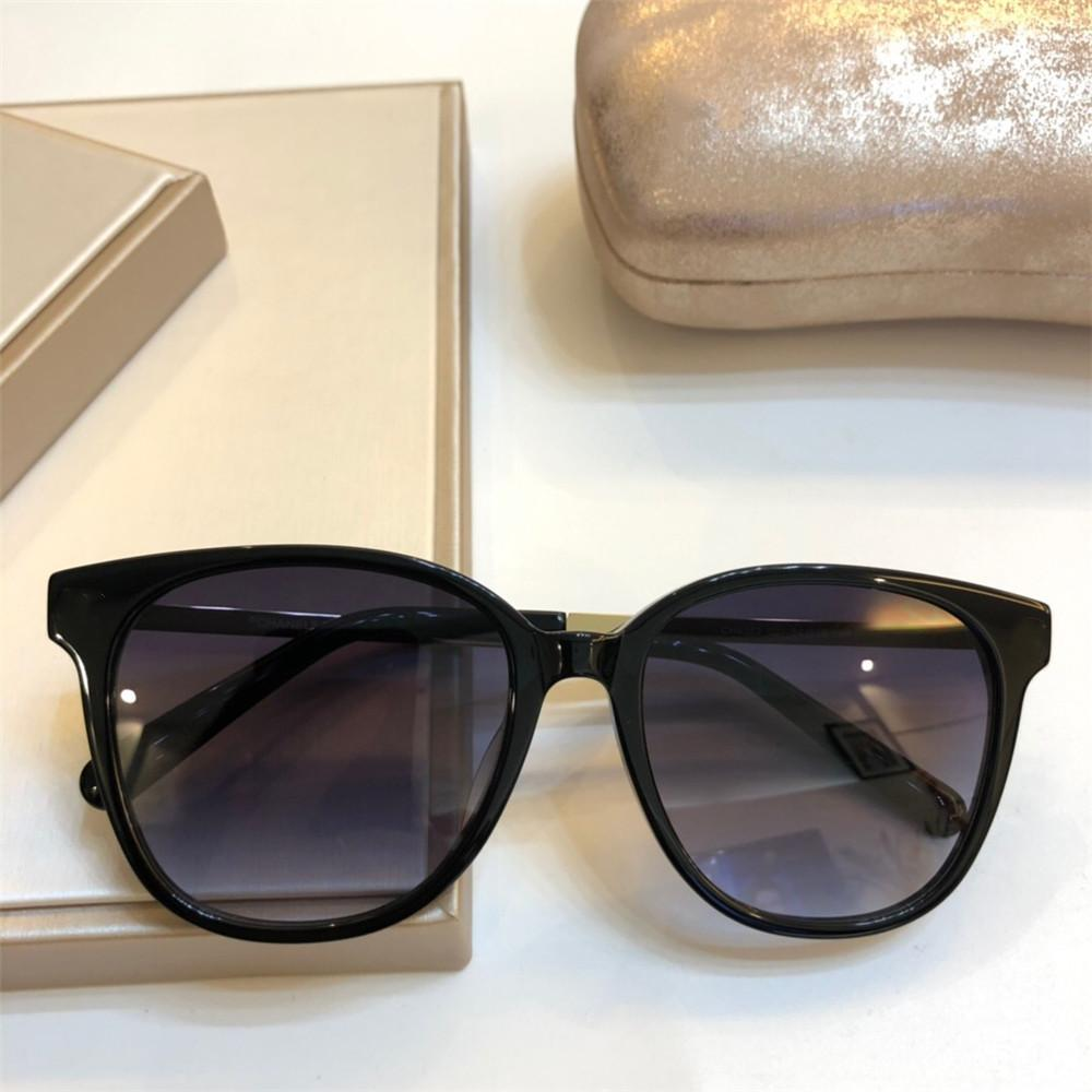 97c2161502 2019 Mirror Square Sunglasses Luxury France Designer Fashion Oversized  Glasses 100% UV Protection Famous Eyewear Brand Sunglasses With Box Heart  Sunglasses ...