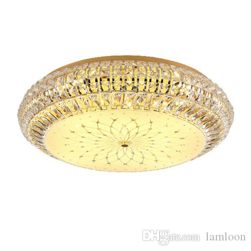 Delicious Hotel Lobby Long Crystal Chandelier Crystal Light Foyer Staircase Hanging Lamp Gold Led Chandelier E14 Lustre De Cristal Fixture Chandeliers Ceiling Lights & Fans