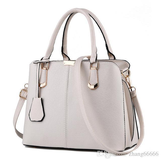 4649ffa66f7 Crazy2019 Hot Sale Pop Attractive Big Bag Women Shoulder Messenger Bag  Ladies Handbag F403