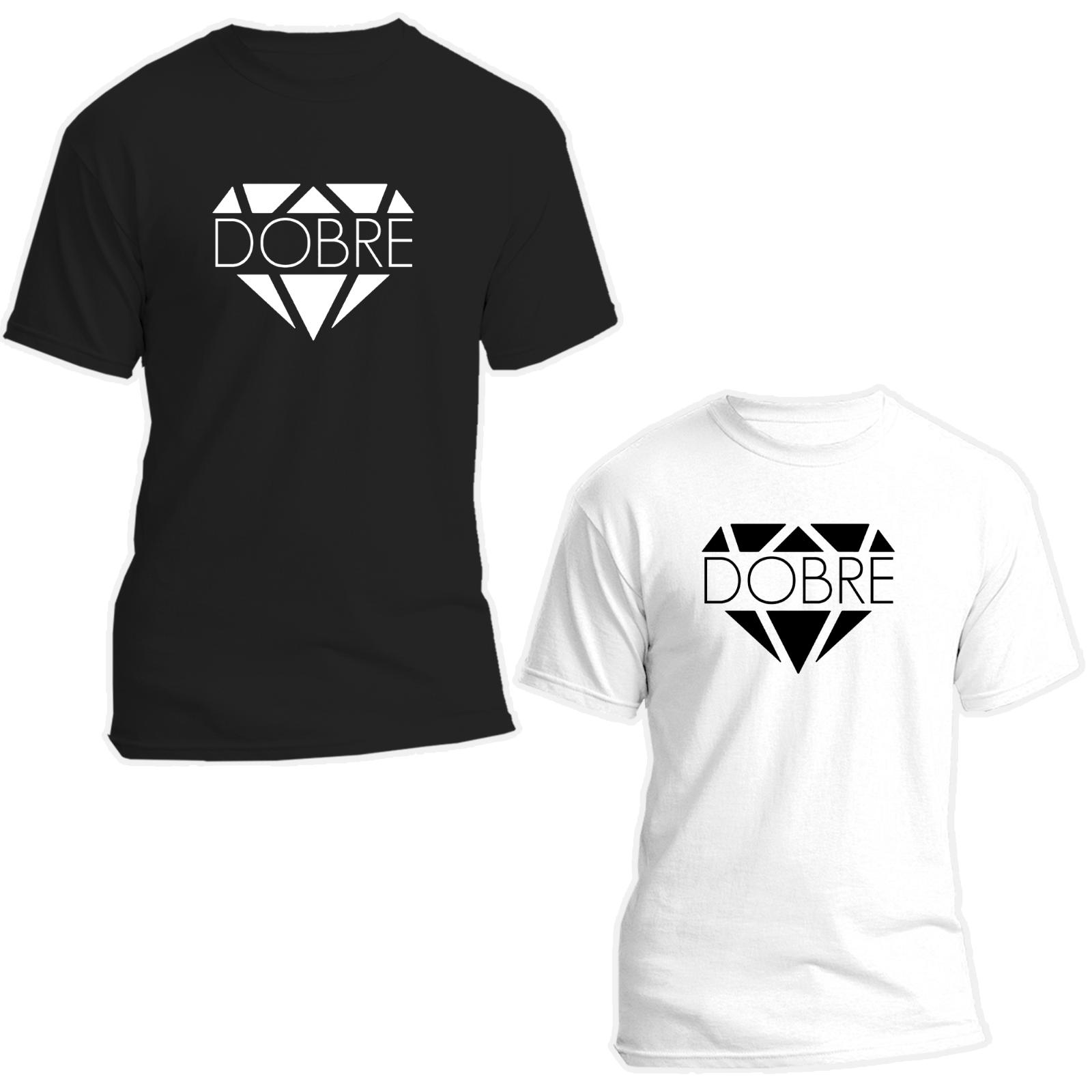 Dobre Brothers Marcus Lucas Diamond T Shirt Various Colours