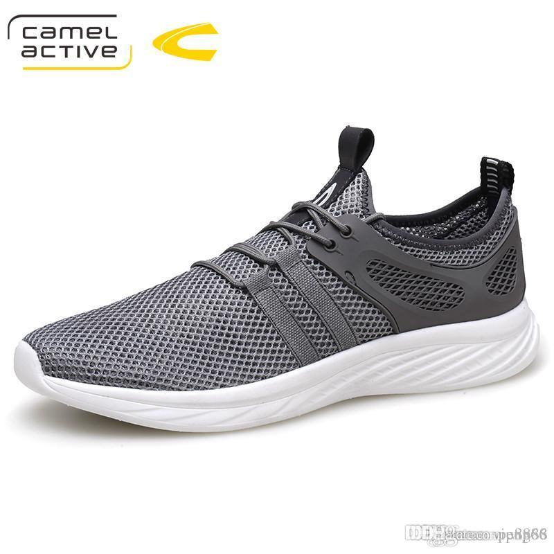 3046dad6b305 2018 Hot Sale Adult Breathable Sports Shoes Men Women Outdoor Athletic  Training Light Running Shoes For Male Comfortable Sneaker Discount Running  Shoes ...