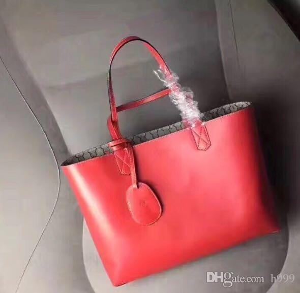 35803ee22833 Fashion Famous Brand New Women S Luxury Handbags Designer Leather G  Shoulder Bag Large Tote Bag Hot High Quality Ladies Classic Authentic Ox  Cheap Purses ...