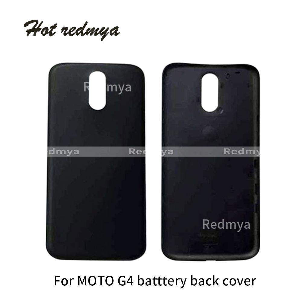 competitive price 3a926 f9a08 Battery Back Cover For Motorola Moto G4 G4 Plus Back Cover Rear Door  Housing Case Battery Cover