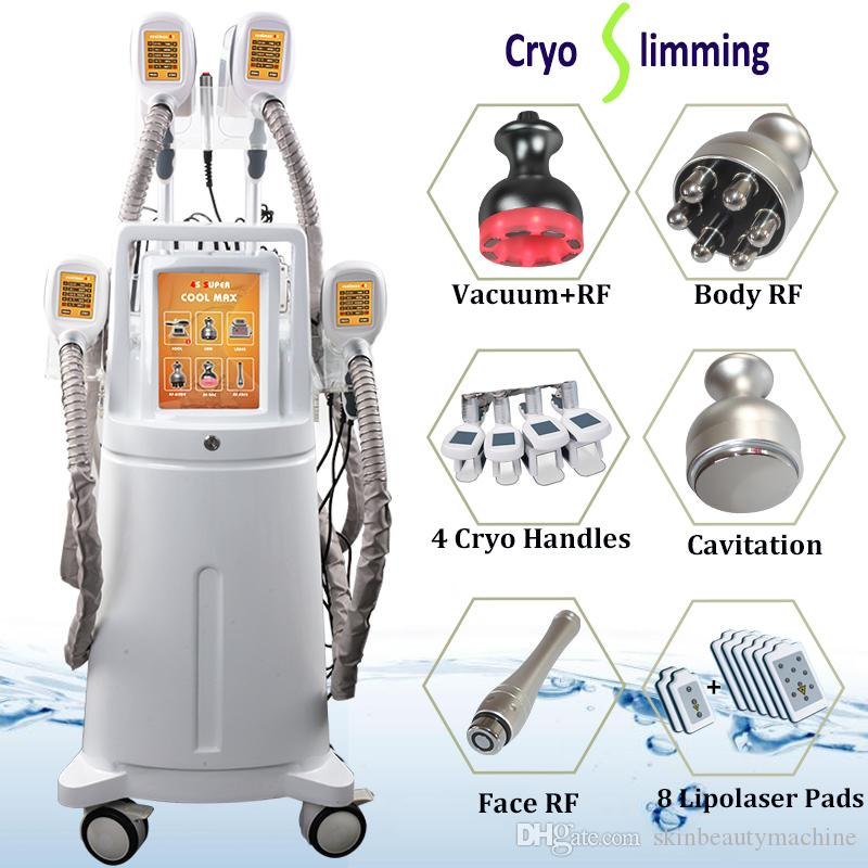 2019 Zeltiq Cryolipolysis Coolsculpting Machine Cool Body Fat Freeze Body  Sculpture 650nm Lipo laser Cavitation Vacuum Slimming Equipment