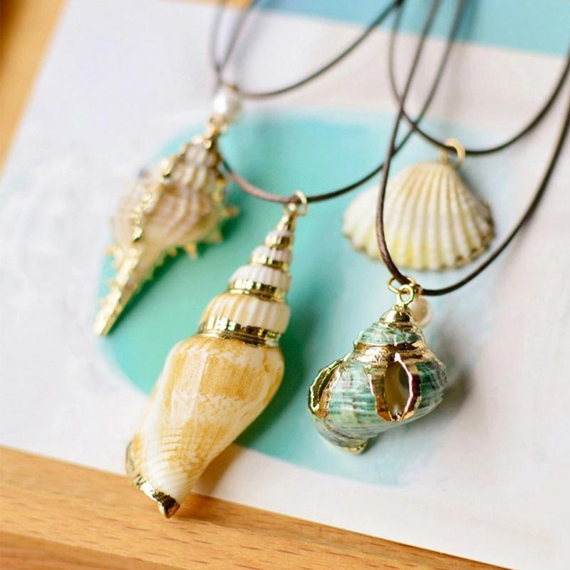 The Most Unique Ways to Organize Your Seashell Jewelry