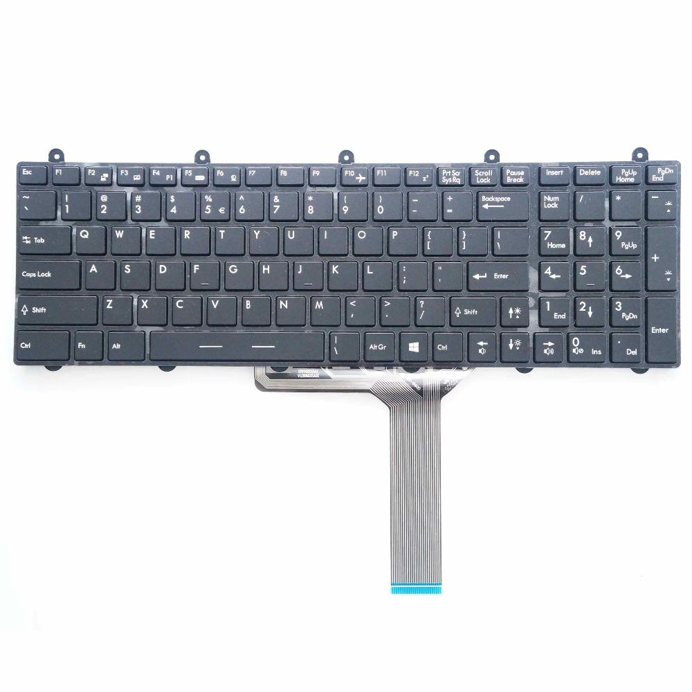 NEW Original UI Backlit keyboard for MSI GT60 GT70 GE70 GE60 MS-1762 V139922AK1