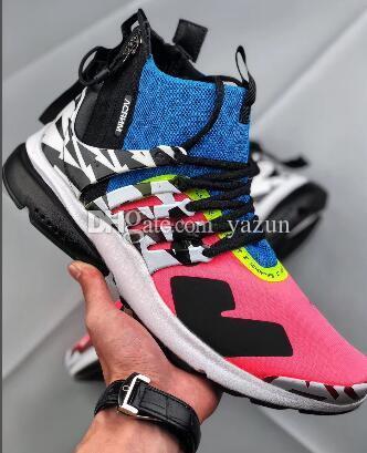 Mejores Deporte HombreDeportivas Para Acronym Las De Zapatillas Correr Mid Presto X dxCBeroW