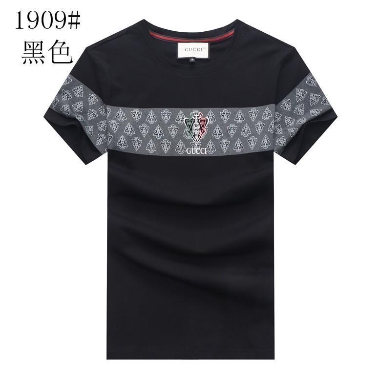 2eca1e9dfc5ed Acheter Tee Shirt Manches Courtes Homme 2019 Été 19440004 De  25.59 Du  Mi000011