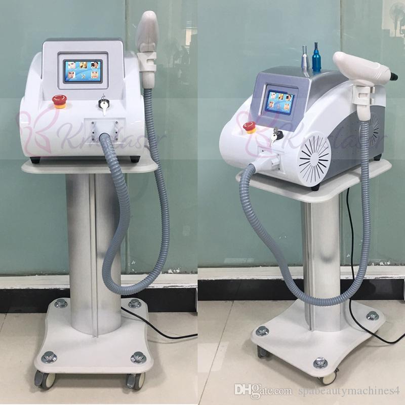 1000w écran tactile ND YAG laser beauté équipement cicatrice élimination des taches de rousseur cicatrice acné solvant