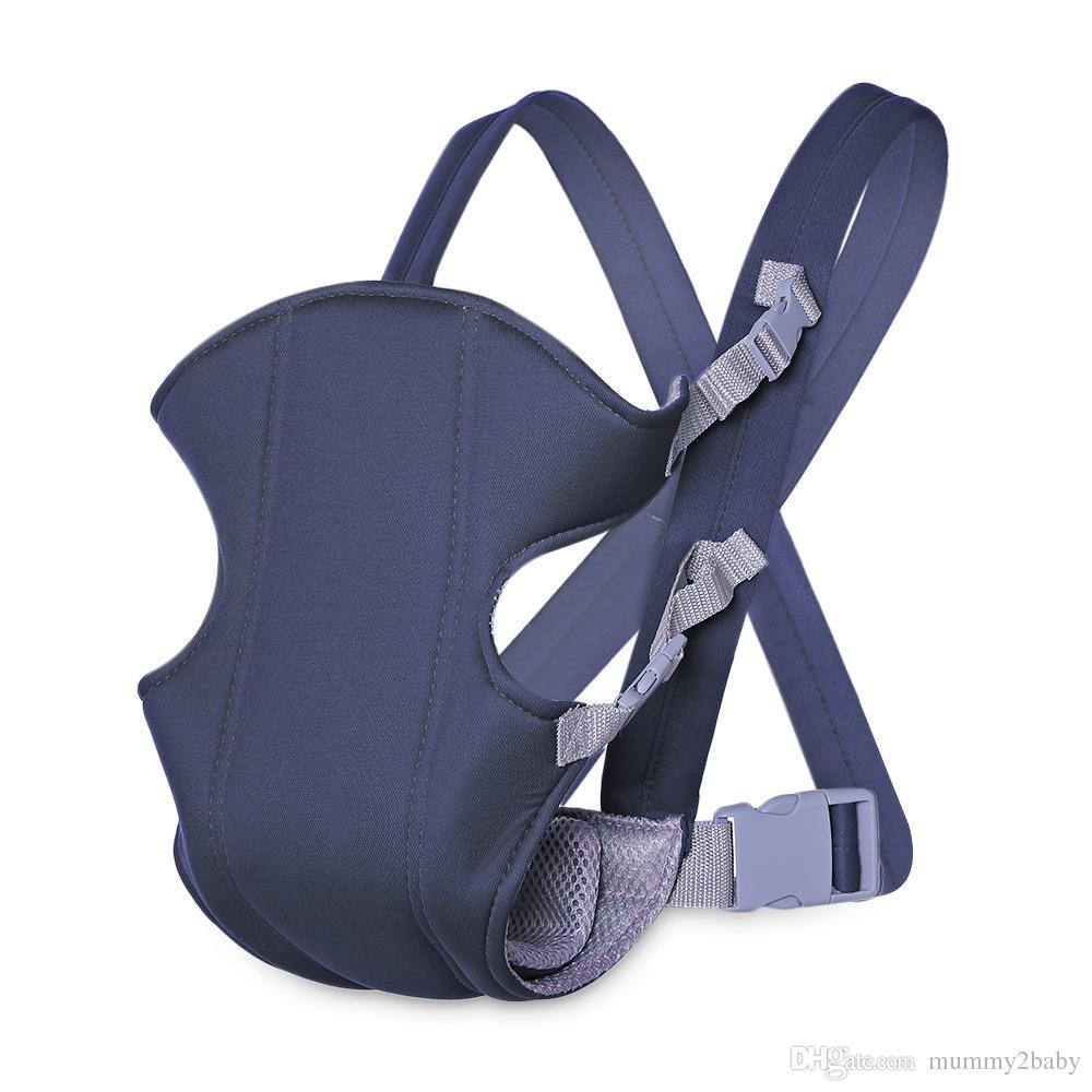 Infant Carrier Seat >> Hip Seat Newborn Baby Carrier Infant Backpack Infant Carriage Suspenders Waist Belt Baby Kangaroo Backpack Carrier Sling Wrap Vb