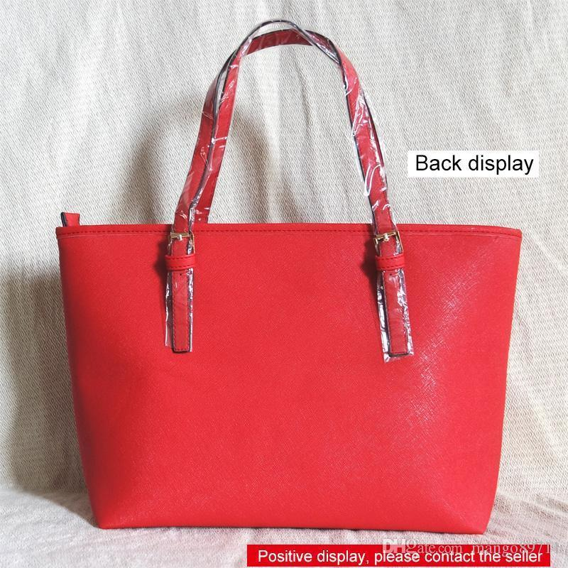 46a98c2dcfb8 Luxury Brand Pop Style Women Luxury Bags Lady Pu Leather Handbags Brand Bags  Purse Shoulder M Tote Bag Female Satchels Leather Purses From Derrick89