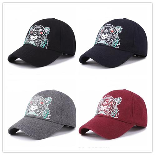 43315ffc971 2019 Classic Golf Curved Visor Hats New York Gold Tiger Embroidery ...