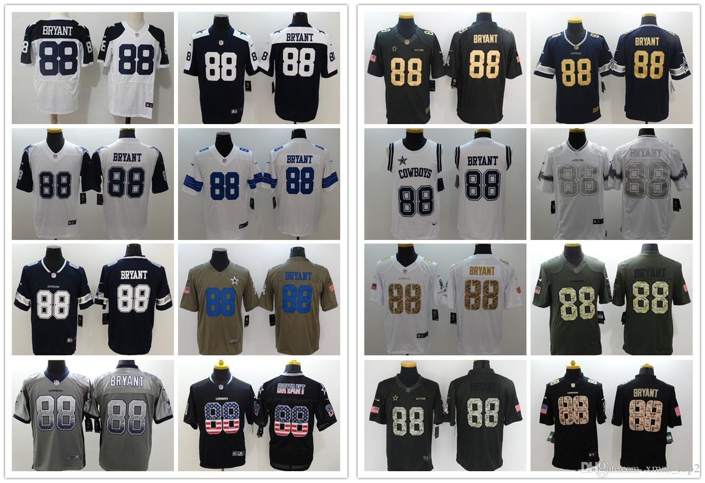 uk availability ce757 9e90a 2019 New Mens 88 Michael Irvin Dallas Cowboys Football Jersey 100% Stitched  Embroidery Cowboys Michael Irvin #8 Color Rush Football Shirts