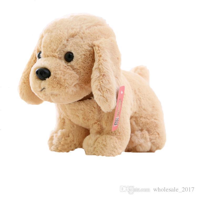 2019 Dog Stuffed Animal Plush Puppy Stuffed Animal Super Soft Plush