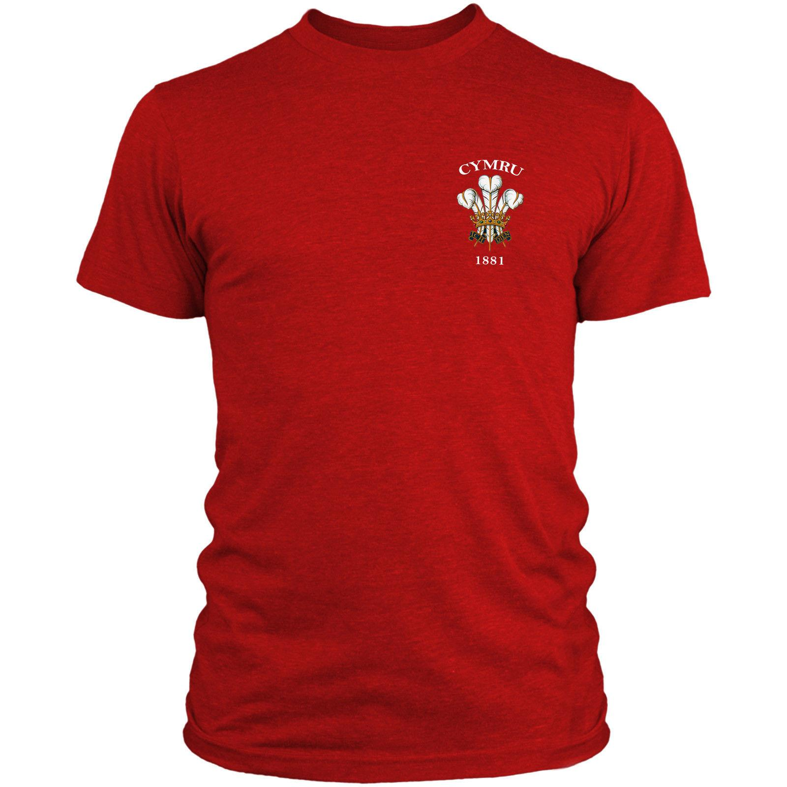 18926871437 Cymru Welsh Retro Rugby T Shirt Vintage Supporter Fan 6 Nations Top Men  Wales L3 Fun T Shirts Online Tshirt And Shirt From Designtshirts201806, ...