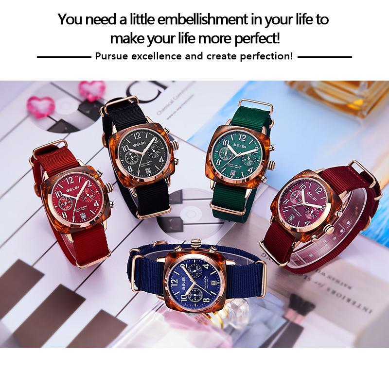 Compre AAA Colorido Dial Relojes De Las Mujeres De Primeras Marcas De Lujo  Reloj Casual Señoras Reloj De Pulsera Mujer Reloj Mujer Encantadora  Elegante ... e05a61061aea