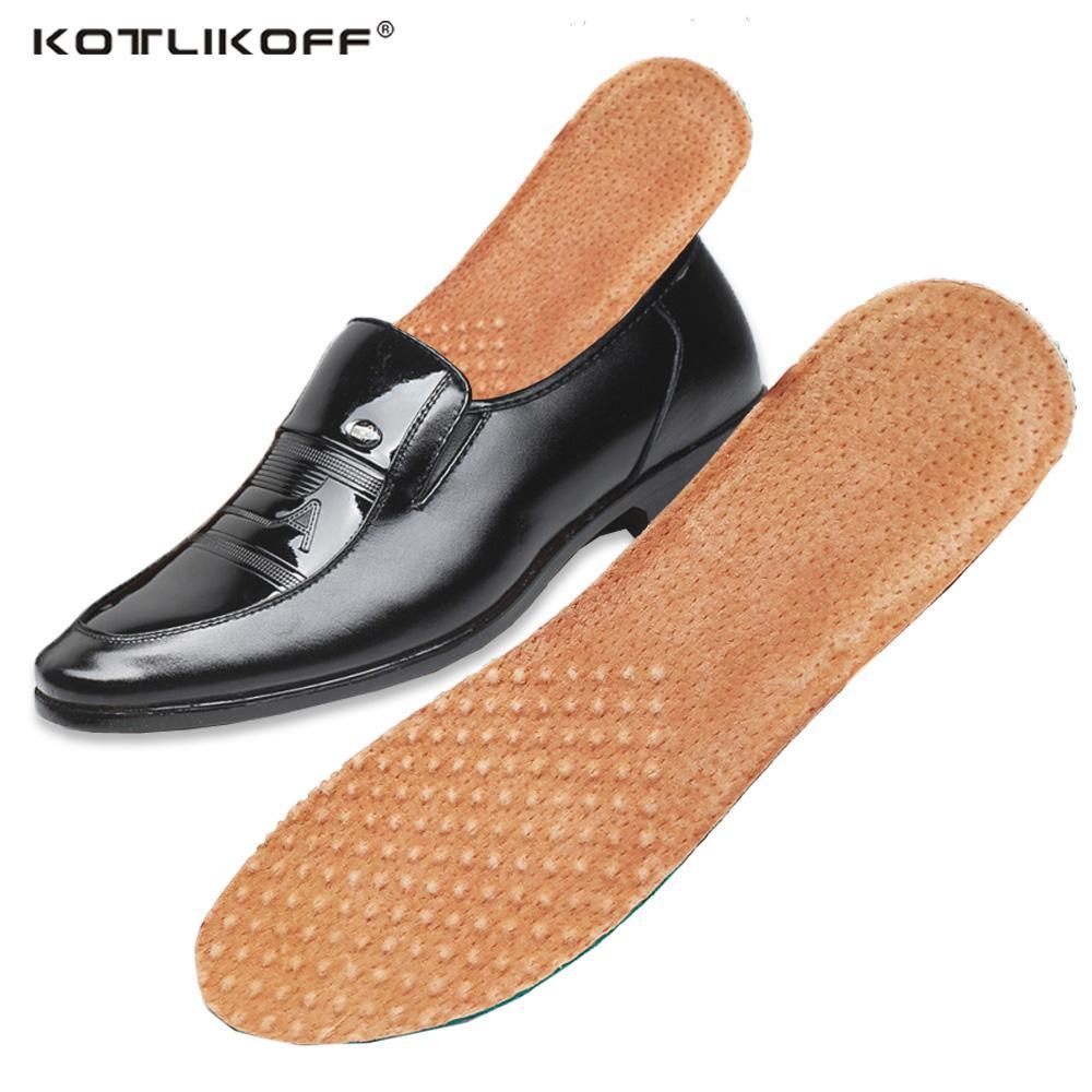 ab7e61e4f Compre Desodorante Plantilla De Cuero Capa Superior Zapatillas De Zapatos  De Piel De Cerdo Para Zapatos Casuales Zapatos De Negocios Plantillas De  Zapatos ...