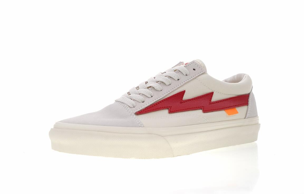 Off Wholesale Yezee Calabasas Stylist Ian Connors Revenge X Storm Old Skool Camo Sneakers kanye west calabasas Casual Shoes Men CanvasR02